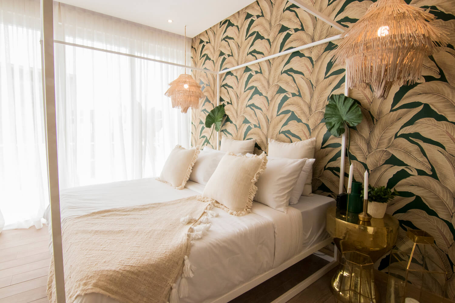 Bedroom-Elise-townhouse-forsale-in-acacia-estate-taguig-city