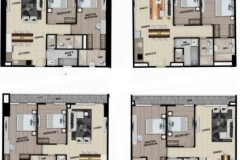 unit layout condo for sale in park mckinley fort bonifacio global cityt taguig