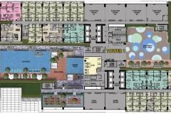 building amenties condo for sale in fort bonifacio global city park mckinley west