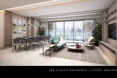 two bedroom 2br parklinks north tower model unit pasig city and quezon city
