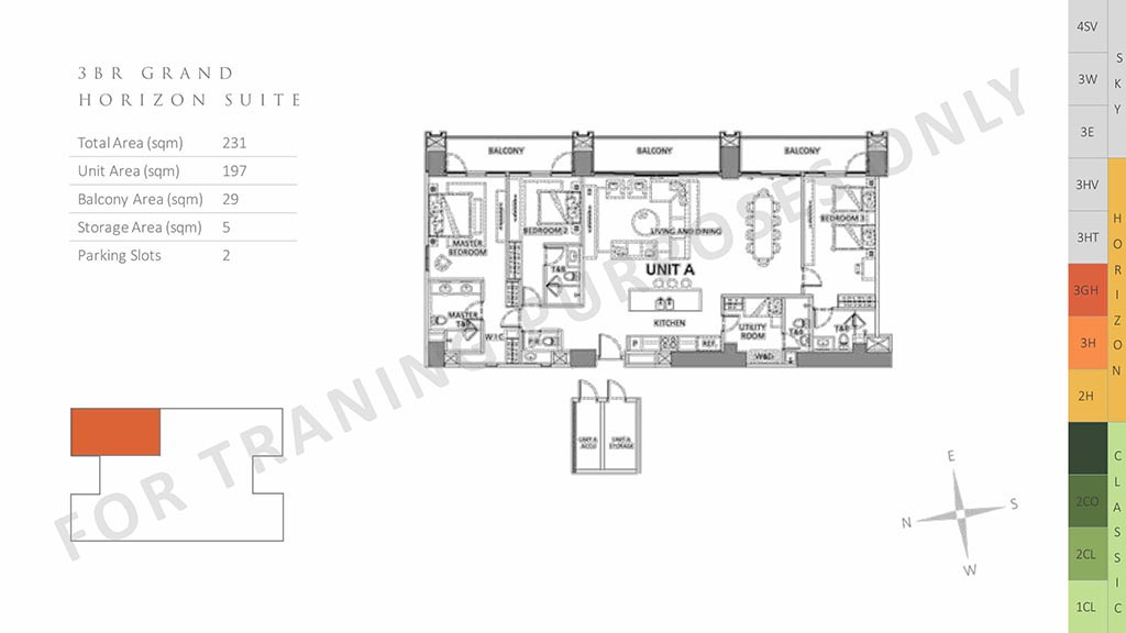 preselling parklinks north tower unit layout condos for sale pasig city and quezon city
