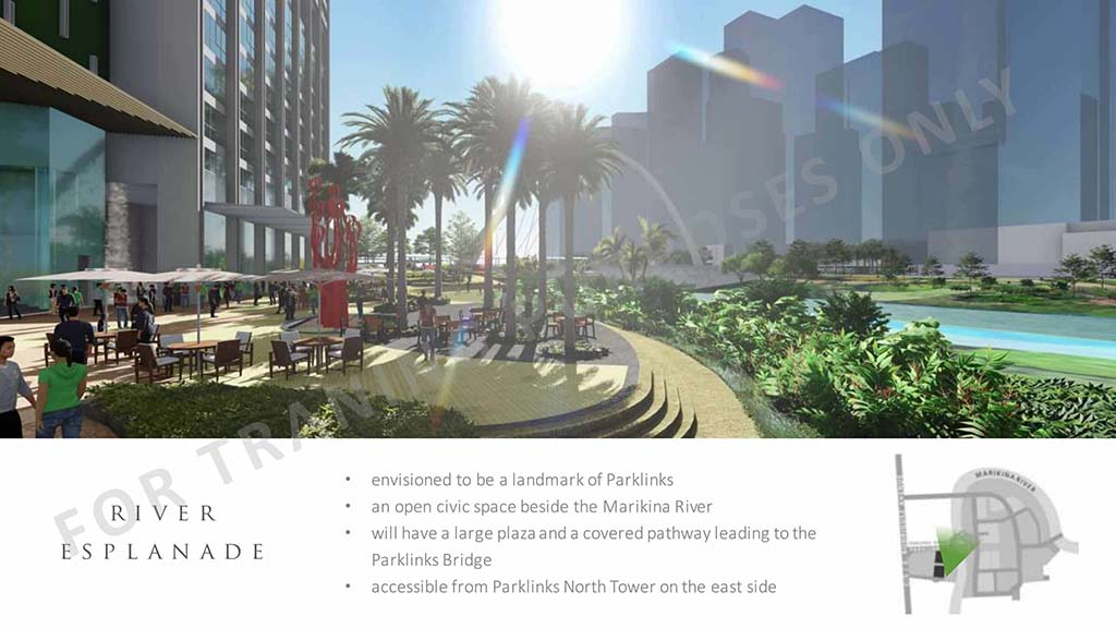 parklinks preselling condominiums for sale pasig city and quezon city