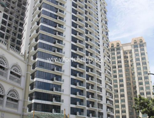 One Bedroom 1BR Condo For Sale at The Florence at Mckinley Hill, Fort Bonifacio Taguig