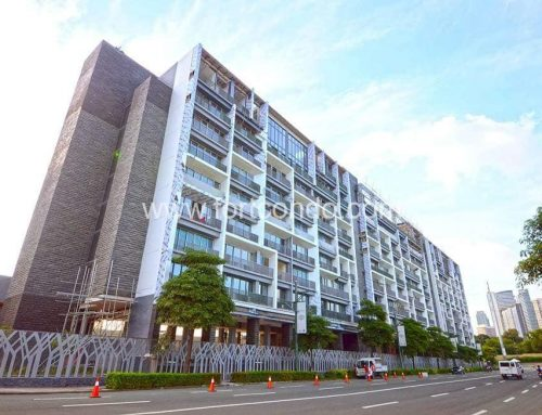 St. Moritz Luxury Condo in Mckinley West I Two Bedroom Unit for Sale with Maid's Room and Balcony