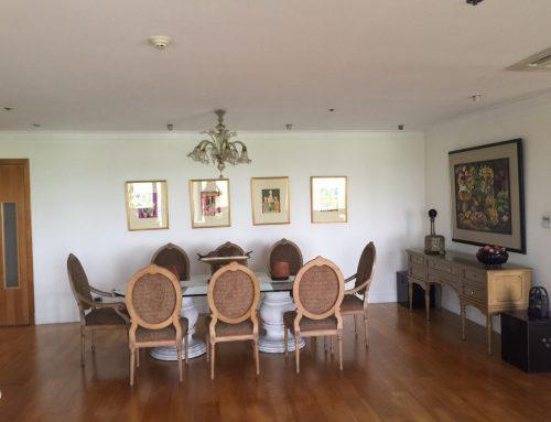 Fully Furnished Three Bedrooms 3BR Condo For Sale in Essensa Lawton Fort Bonifacio BGC, Taguig
