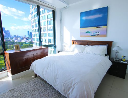 Bellagio Tower 2 with Golf Course View | One Bedroom 1BR Condo For Sale in Bellagio Fort Bonifacio Bonifacio Global City Taguig