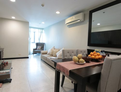 Situated in a Friendly Community I Two Bedroom Condo For Sale in Kensington Parkplace Bonifacio Global City, Taguig