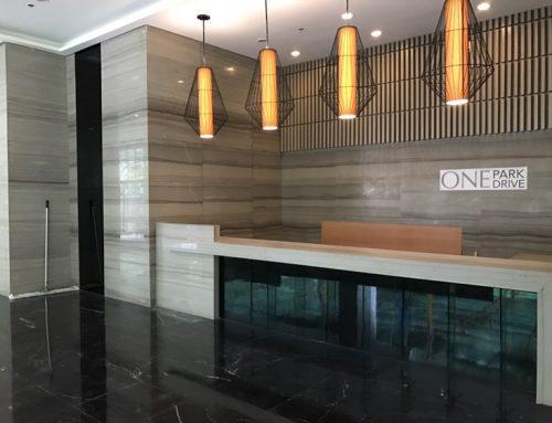 DE881184/DE881185- Good Deal ! One Park Drive Brand New Office Space for Sale at Fort Bonifacio Global City Taguig