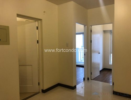 DE881009- Two Bedroom 2BR Unit for Sale in Lumiere Residences Pasig Blvd, Pasig City, Metro Manila
