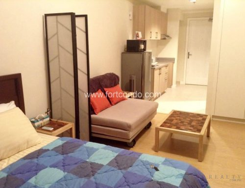 DE881036- Studio Unit For Sale at The Grove By Rockwell Pasig City