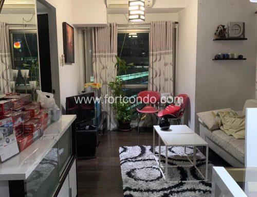 DE881040 – Upgraded Unit in Forbeswood Parklane I One Bedroom 1BR Unit For Sale in Bonifacio Global City BGC Taguig
