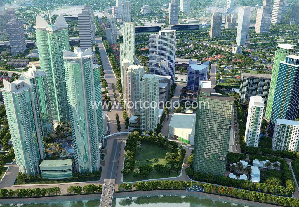 DS881204- Proscenium at Rockwell Lincoln Tower Two Bedroom Condominium For Sale at Rockwell Center Makati City