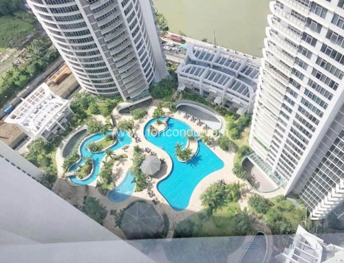 DE881212- One Bedroom 1BR Condo For Sale in Proscenium at Rockwell Lincoln Tower | Rockwell Makati City