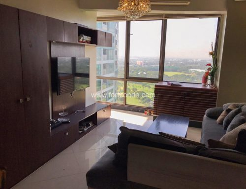 DE881273/DR88871 – Best Deal! Bellagio 3 Two Bedroom 2BR Unit for Sale for Rent in Fort Bonifacio BGC Taguig