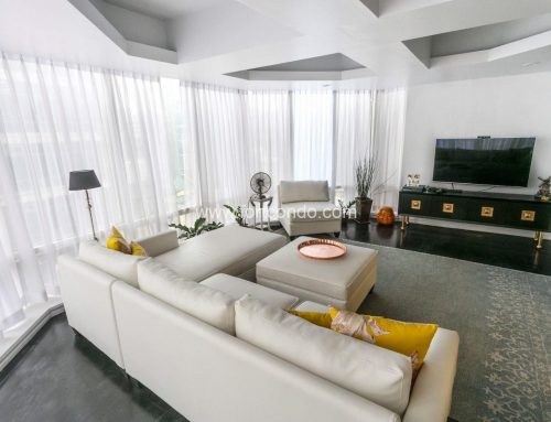 RECENTLY SOLD! DE881425/DR88951- Remodeled to Perfection I Three Bedroom Unit for Sale for Rent in 130 L.P. Leviste , Makati City, Metro Manila