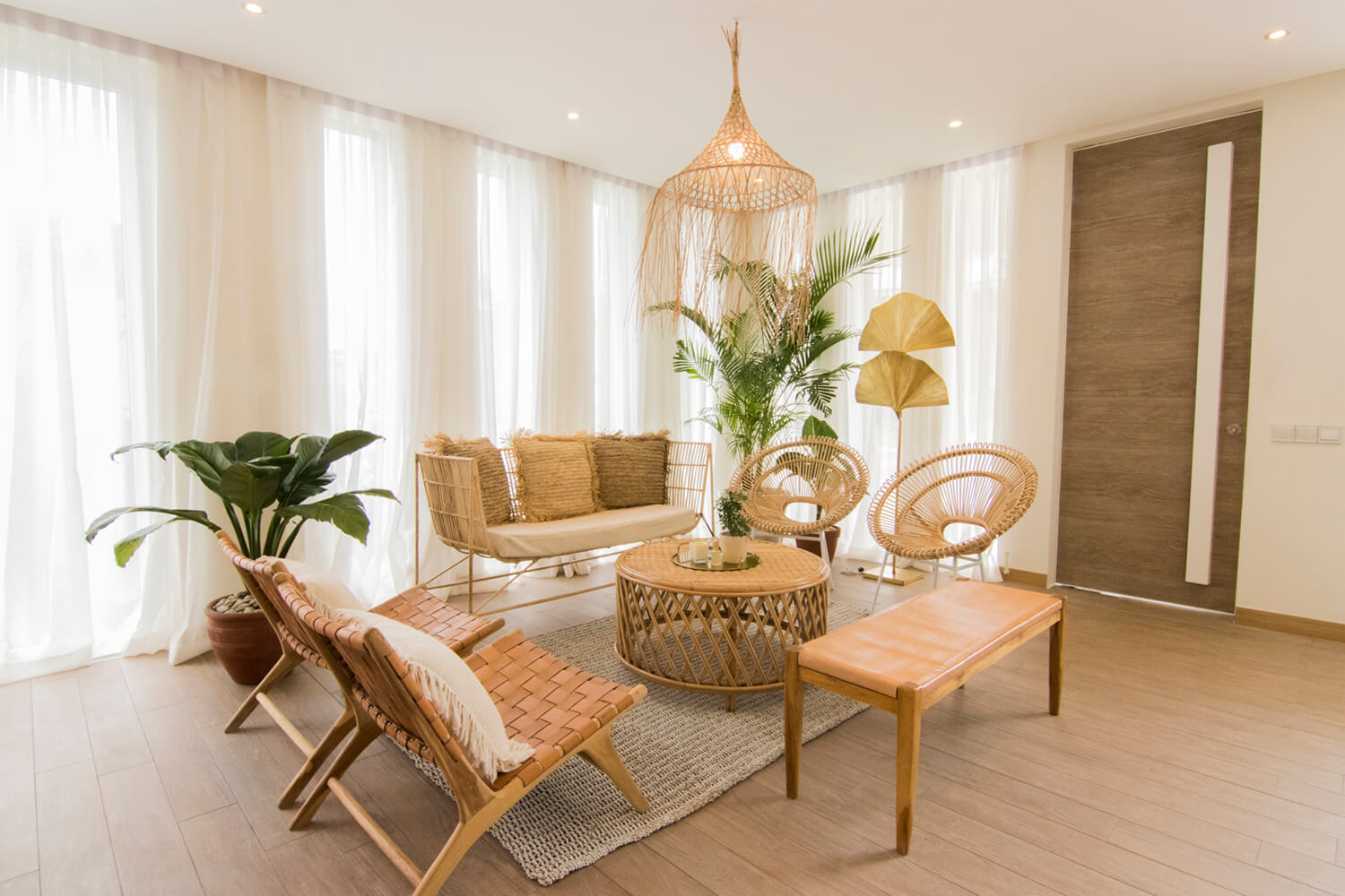 Living-Room-Elise-Townhouse-Forsale-in-Acacia-Estate-Taguig-City