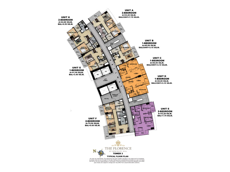 FLORENCE-FLOOR-PLAN-TOWER-3-TYPICAL