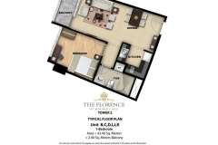 1br-unitlayout-condofor-sale-in-mckinleyhill-fort-bonifacio-tower2