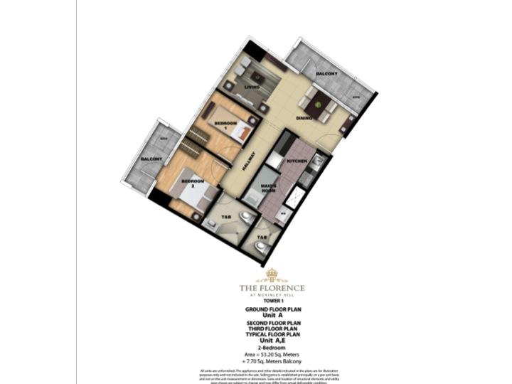 2br-unit-layouts-florence-mckinleyhill-fort-bonifacio-bgc-taguig