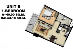 unitlayouts-one-bedroom-in-mckinleyhill-tower1