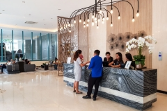 Lobby One Uptown Residences Bonifacio Global City Taguig