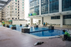 Pool Amenities One Uptown Residences Bonifacio Global City