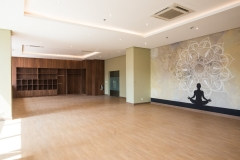 Yoga Room One Uptown Residences Condo For Sale in BGC