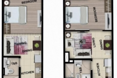 floor layout park mckinley west