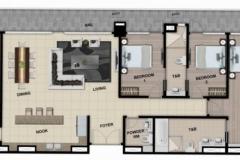 preselling 1br 2br 3br condo for sale in floor layout fort bonifaico bgc