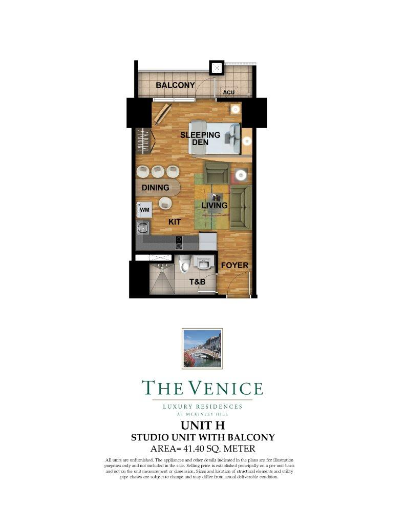 how to get to mckinley venice from cainta