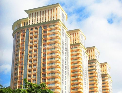 One Bedroom 1BR Venice Unit for Sale at McKinley Hill Fort