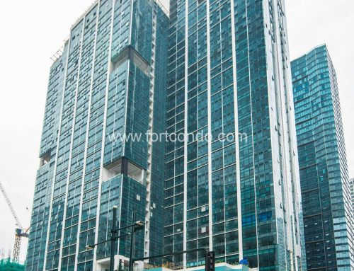 One Uptown Residence in Global City – Ready For Occupancy Fully Furnished Condo with Low Downpayment!