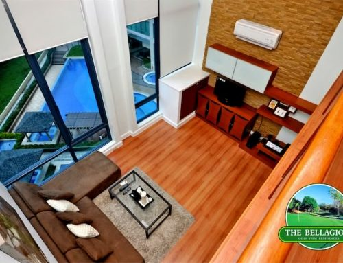 For Rent: One Bedroom Loft in Bellagio at only Php 48,000 per Month ( Personal Unit )