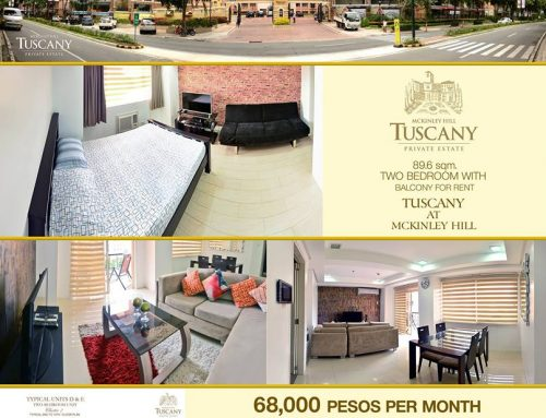 Condominiums for Rent in Mckinley Hill, BGC, Fort Bonifacio Global City , Taguig