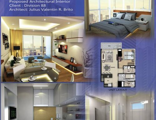 1 Bedroom Prime Condo Units for Sale at the Fort, the Uptown Parksuites