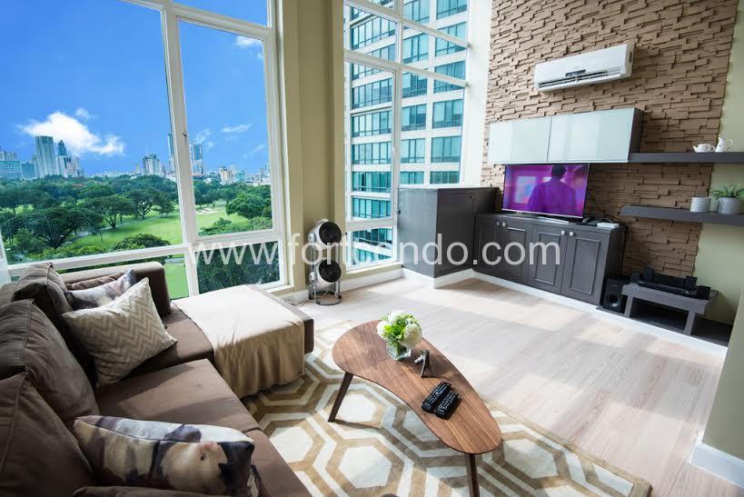 1BR Loft Condo for Sale at BGC Fort Bonifacio Global City   Bellagio Condominium Tower 2