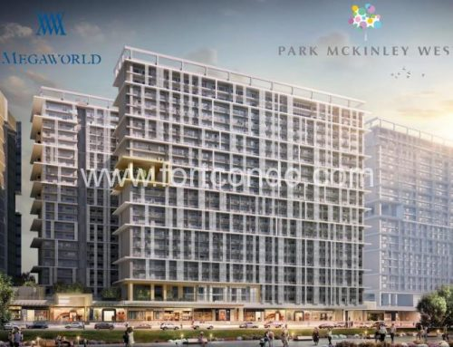 Park Mckinley West | Newest and Hottest Residential Preselling Condo For Sale with Unobstructed View of Makati City