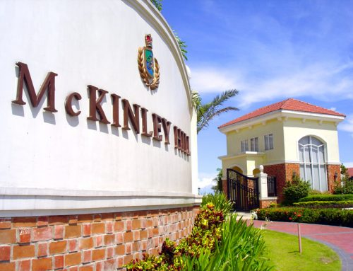 Prime Lot For Sale in Mckinley Hil Village Fort Bonifacio