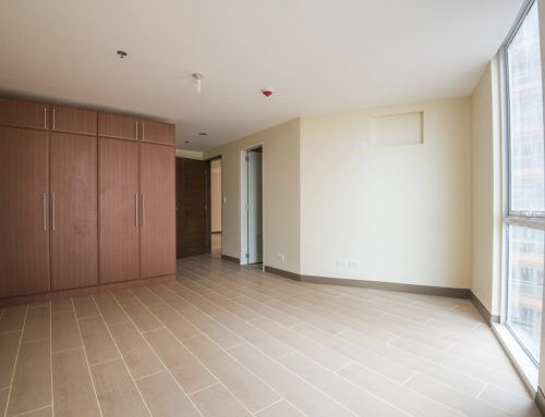 Spacious Two Bedrooms 2BR Unit with Balcony at Venice Luxury Residences Mckinley Hill