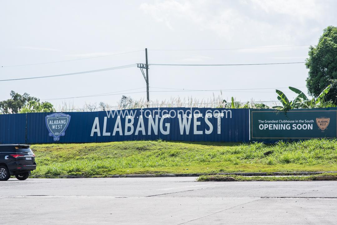 Alabang West Village Lots For Sale At Daang Hari Las