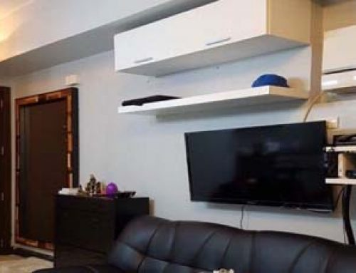 Nicely Furnished Stamford Condo at Mckinley Hill | Studio Condo for Sale | Below Market Price