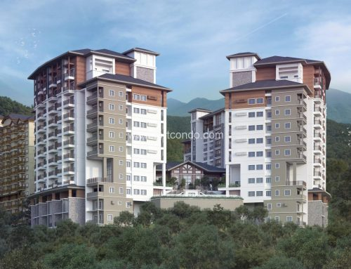 Belvedere at Twinlakes   Newest Preselling Condo For Sale at Tagaytay Twinlakes