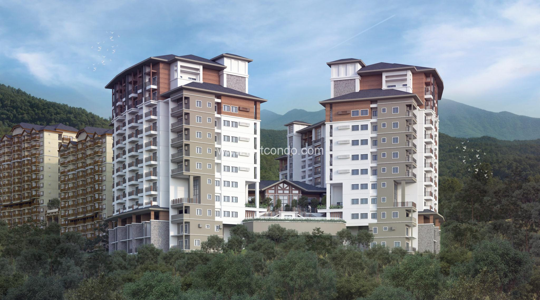 Belvedere at Twinlakes | Newest Preselling Condo For Sale at Tagaytay Twinlakes