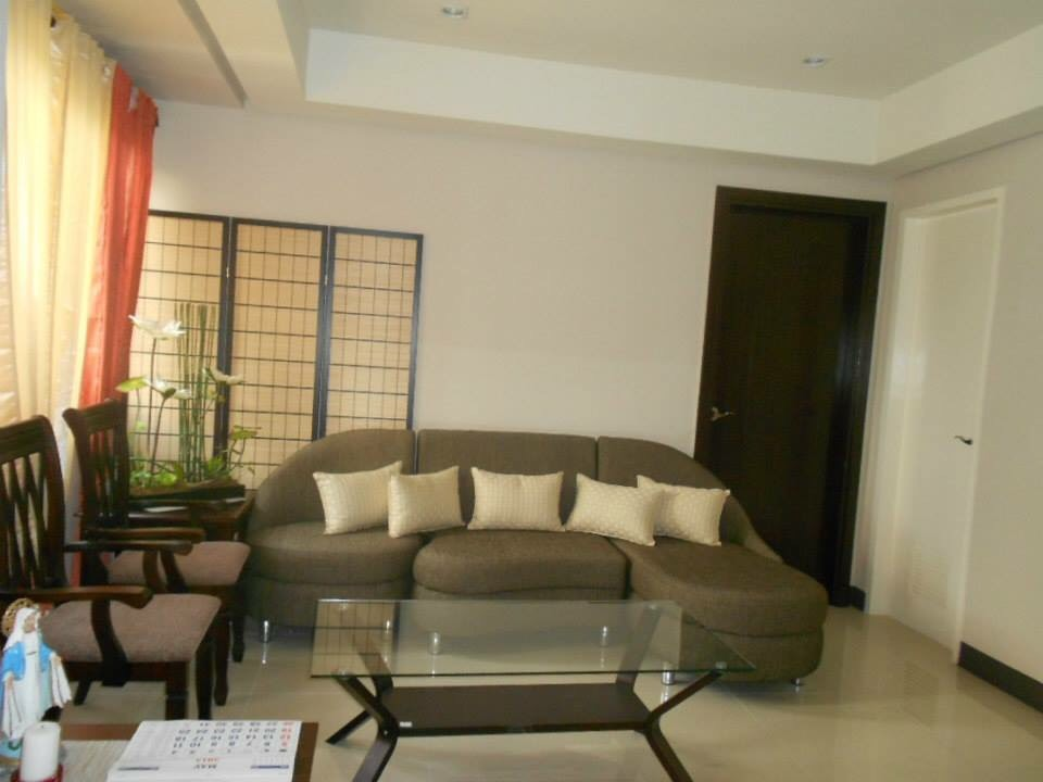 Feel at home in this Fully Furnished Two Bedroom Condo Unit with balcony For Sale/For Rent in Tuscany Private Estate | Fort Bonifacio Mckinley Hill Condo For Sale