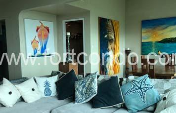Fully Furnished One Bedroom 1Br Condo For Sale  in 8 Forbestown Road | BGC Condo For Sale Facing the Golf Course