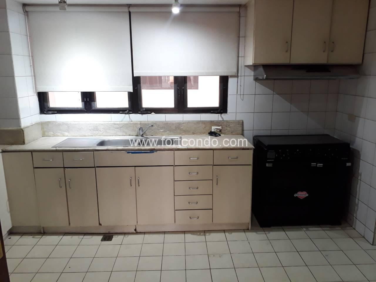 Three Bedroom Corner Unit 3br For Rent Pacific Plaza Tower