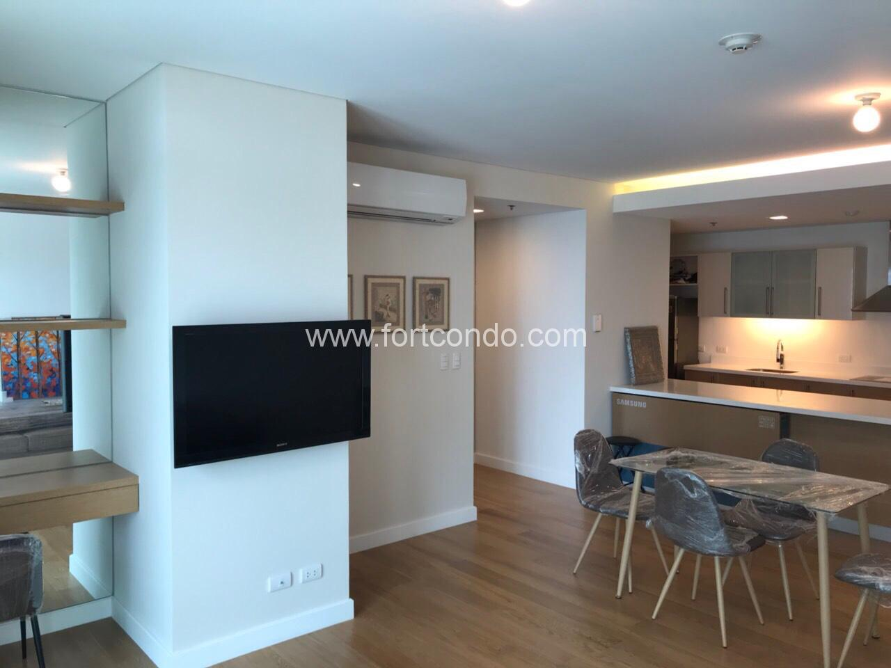 Brand New One Bedroom 1BR Condo With Balcony For Rent In