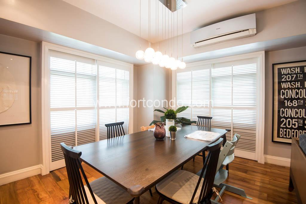 Superbly Renovated Family Masterpiece in the City I One Serendra Jasmine Tower | Three Bedroom 3BR Condo For Sale in Bonifacio Global City Taguig