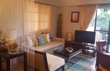 Fully Three Bedroom Condo Unit For Sale at East Raya Gardens in One Mercedes Avenue, Corner Luis St. Brgy. Mercedes, Pasig City