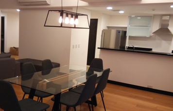 Corner Two Bedroom 2BR Condo Unit with Balcony For Rent in One Serendra West Tower I Bonifacio Global City Taguig